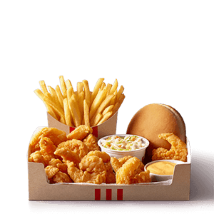 ZINGER SHRIMP BOX